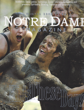 The Life You Save, Notre Dame Magazine, Winter 2008-2009